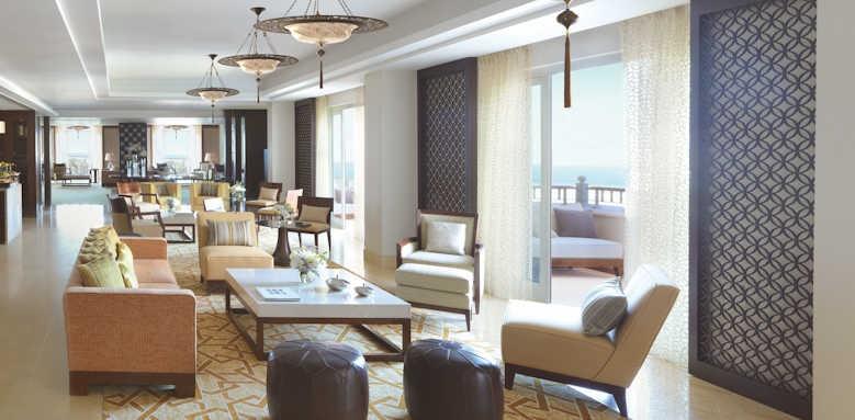 The Ritz-Carlton, club lounge