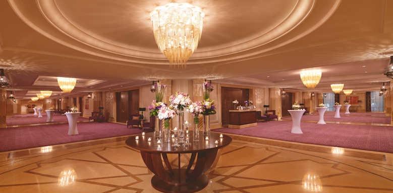 The Ritz-Carlton, conference centre