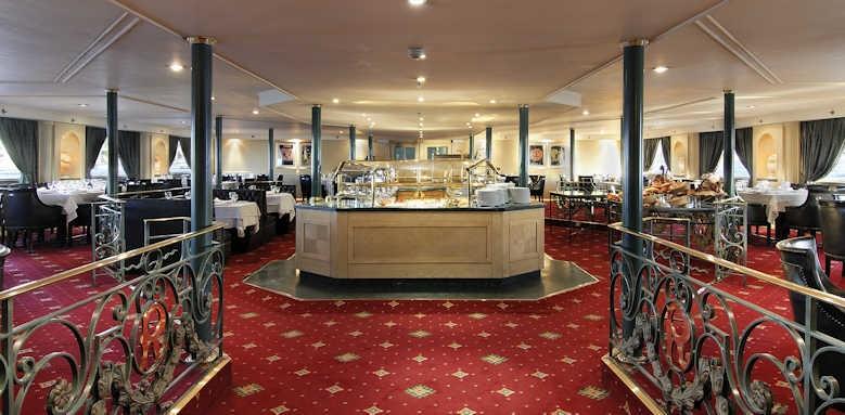 Steigenberger Regency Nile Cruise, restaurant