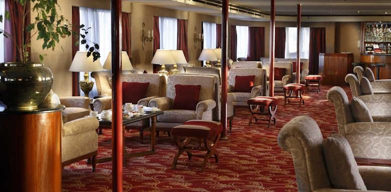 Steigenberger Regency Nile Cruise, lounge area
