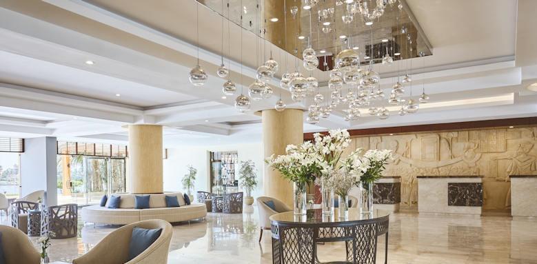 Steigenberger Achti Resort, lobby