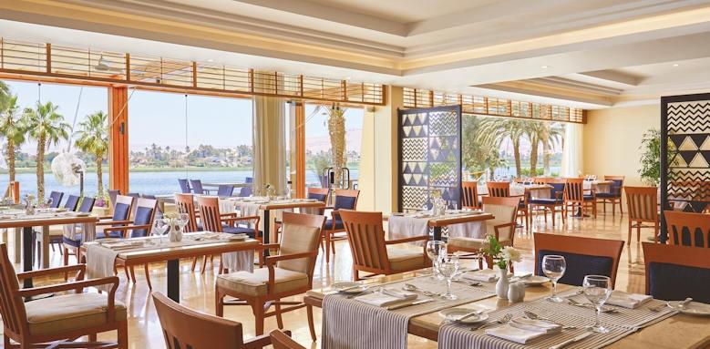 Steigenberger Achti Resort, karnak restaurant