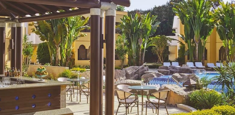 Steigenberger Achti Resort, bar
