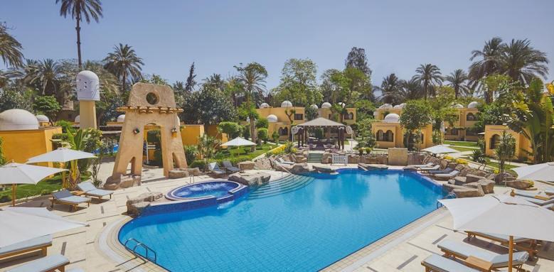 Steigenberger Achti Resort, pool