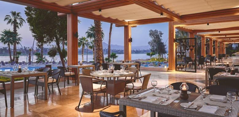 Steigenberger Achti Resort, a la carte restaurant