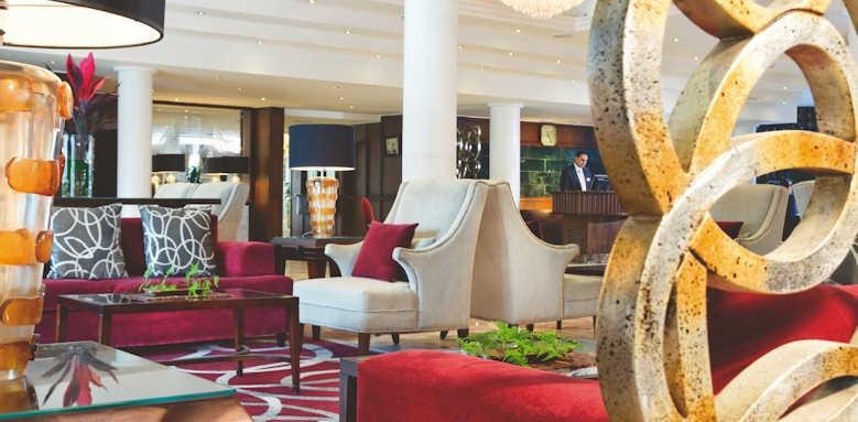 Steigenberger Cairo Pyramids Hotel, reception