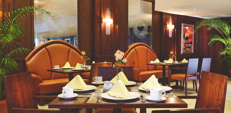 Steigenberger Cairo Pyramids Hotel, restaurant