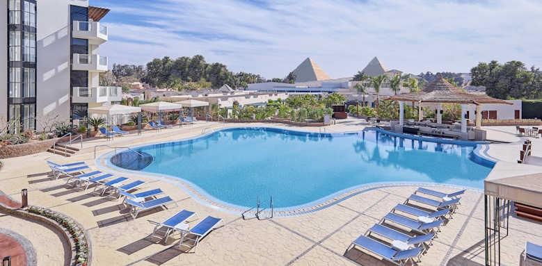 Steigenberger Cairo Pyramids Hotel, luxury holidays