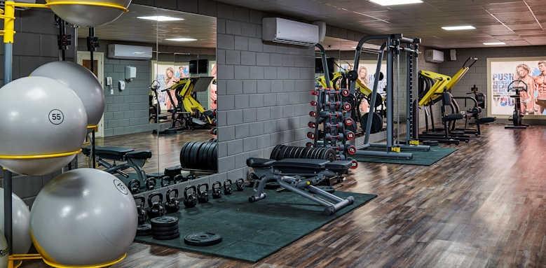 Steigenberger Pure Lifestyle, gym