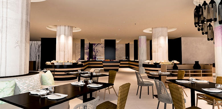 Lopesan, a luxxury collection, buffet