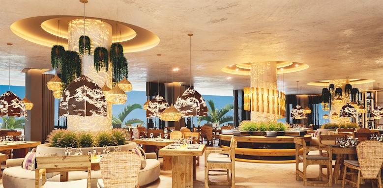 Faro Lopesan Collection Hotel, buffet