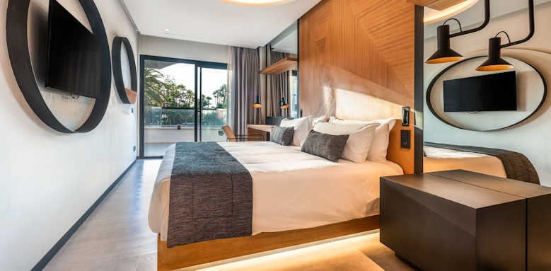 Faro Lopesan Collection, double deluxe room