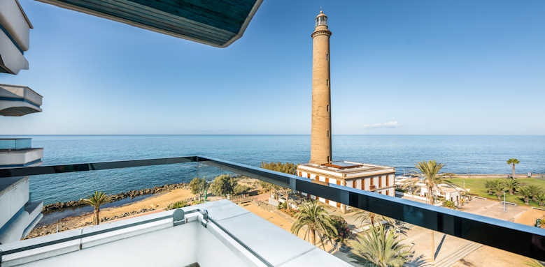 Faro Lopesan Collection, double superior balcony