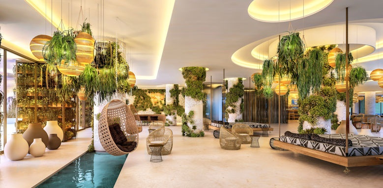 Faro Lopesan Collection Hotel, lobby