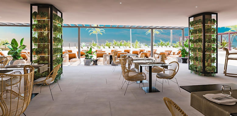 Lopesan, a luxxury collection, pool bar