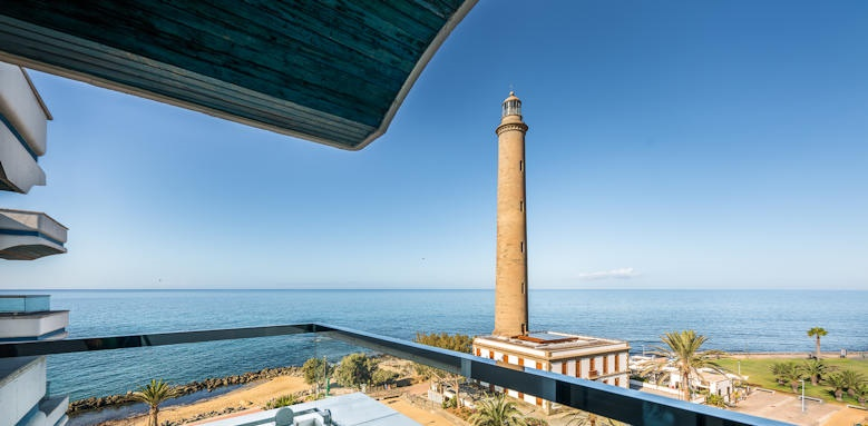Lopesan, a luxury collection, lighthouse view