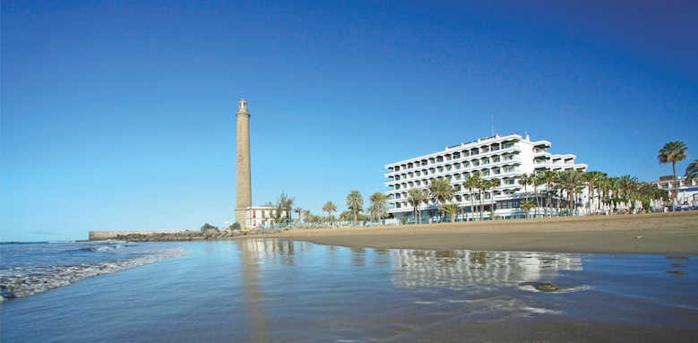 Faro, A Lopesan Collection Hotel, view of hotel