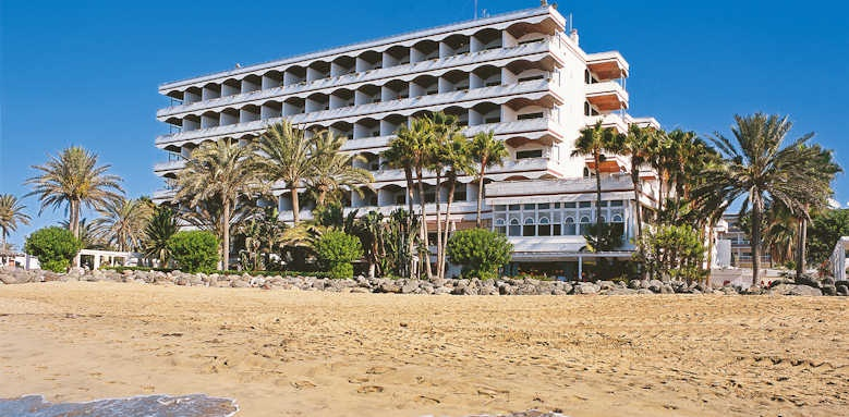 Faro, A Lopesan Collection Hotel, view of beach and hotel