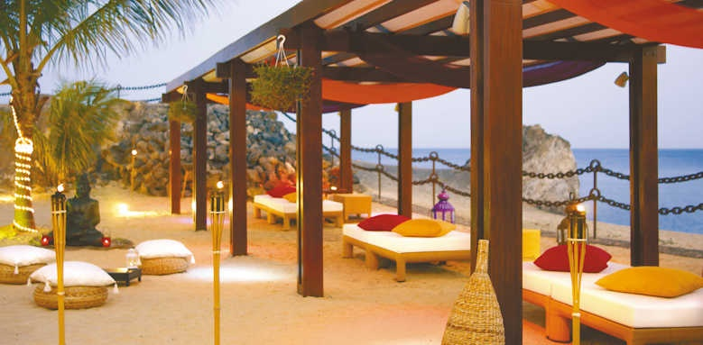 Secrets Lanzarote Resort & Spa, terrace area