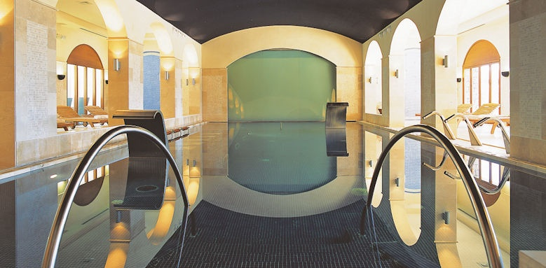 Secrets Lanzarote Resort & Spa, spa pool