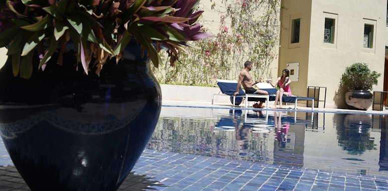 Palais Faraj, pool