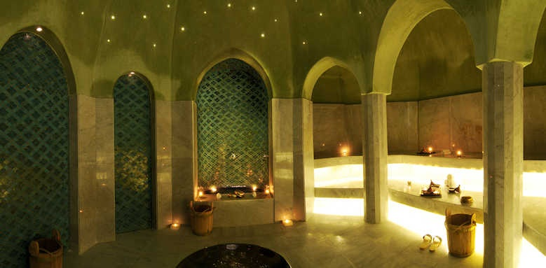 Palais Faraj, spa