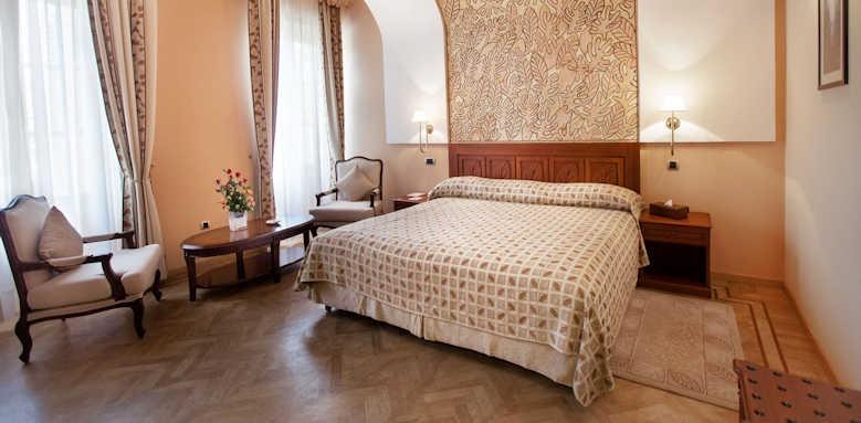 Villa de France, standard room