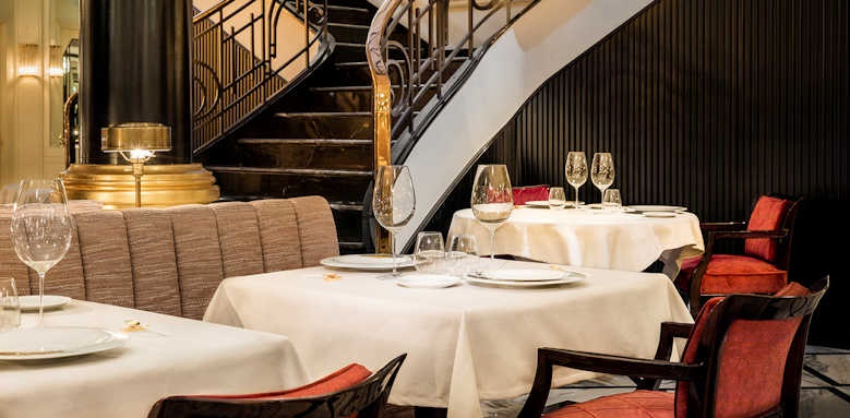 Le Monumental Palace, restaurant