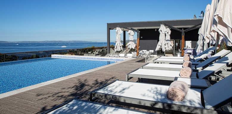 Marvie Hotel & Health, pool view