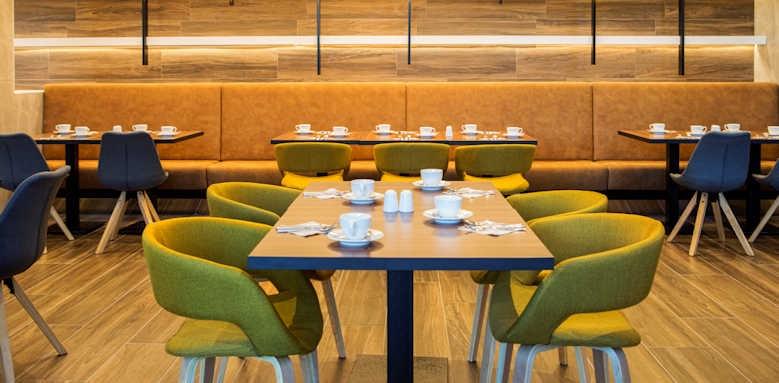 Marvie Hotel & Health, restaurant