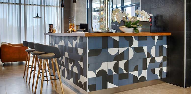 Marvie Hotel & Health, bar