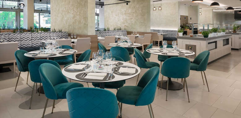 Valamar Meteor Hotel, restaurant