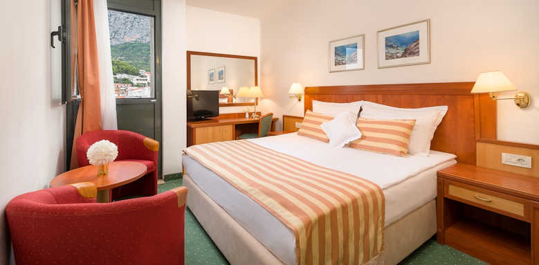 Valamar Meteor Hotel, classic double room