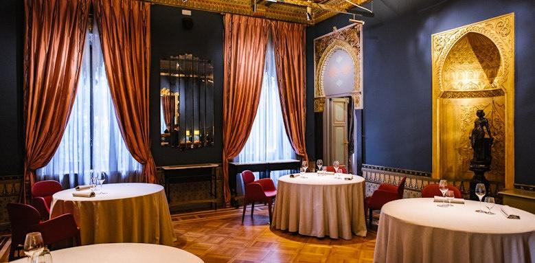 Villa Crespi, restaurant