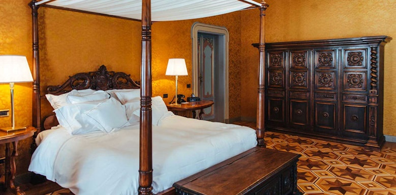 Villa Crespi, standard room