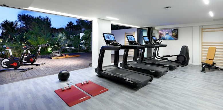 Bless Hotel Ibiza, gym