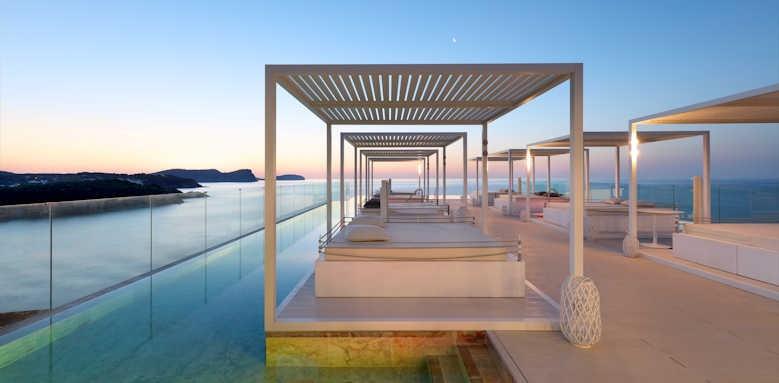 Bless Hotel Ibiza, sunset
