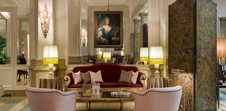 Grand Hotel et de Milan, lounge