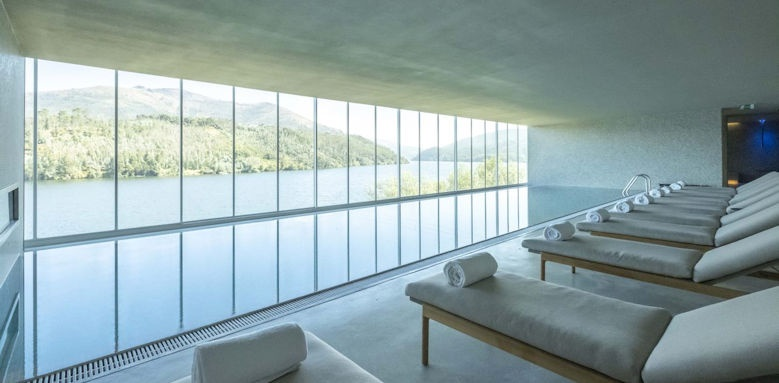 Douro 41, swimming pool