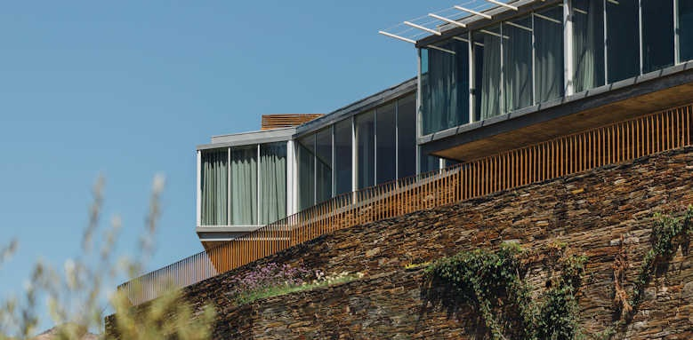 Douro 41 Hotel & Spa, exterior view of hotel