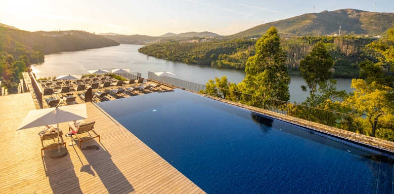 Douro 41 Hotel & Spa, view over pool