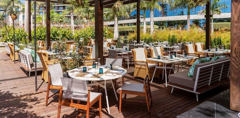 Grand Relais, Alameda restaurant