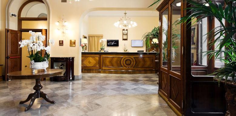 Benedetto Tarantino, lobby