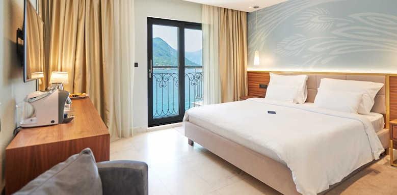 Hotel Huma, deluxe room