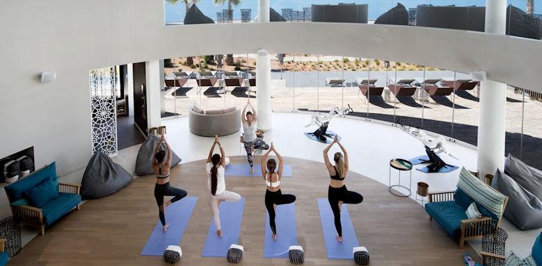 7 Pines Resort, yoga