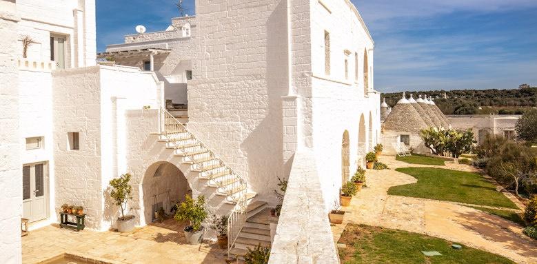 Masseria Cervarolo, exterior view