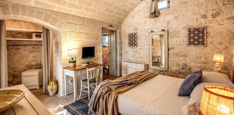 Masseria Cervarolo, classic room