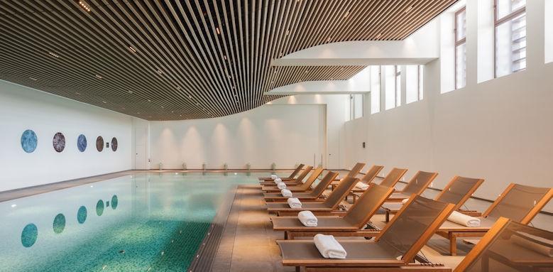Six Senses Kaplankaya, indoor pool