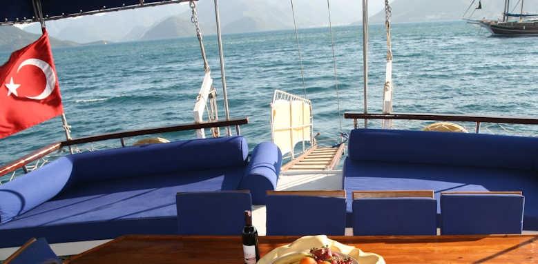 Marmaris and Datca Gulet Cruise, 8