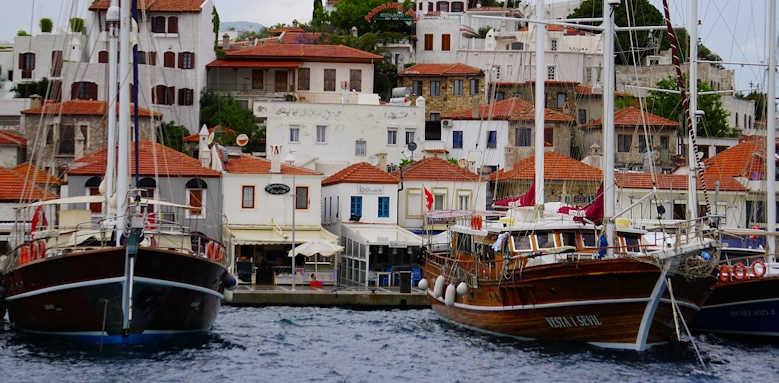 Marmaris and Datca Gulet Cruise, 7